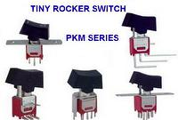 Rocker Switch, Slide Switch, Push Switch, Micro Switch, Pushbutton Switch, Tiny ...
