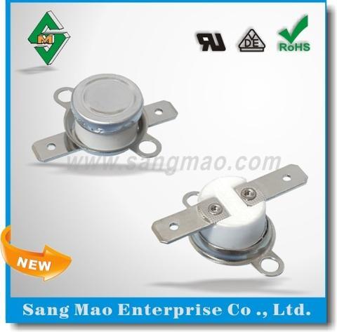 C4-024 Auto Reset Ceramic Bimetallic Thermostat N.C. 132 degC