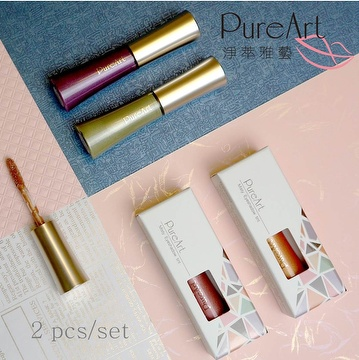 PureArt Misty Eyeshadow Tint Set (2 in 1)