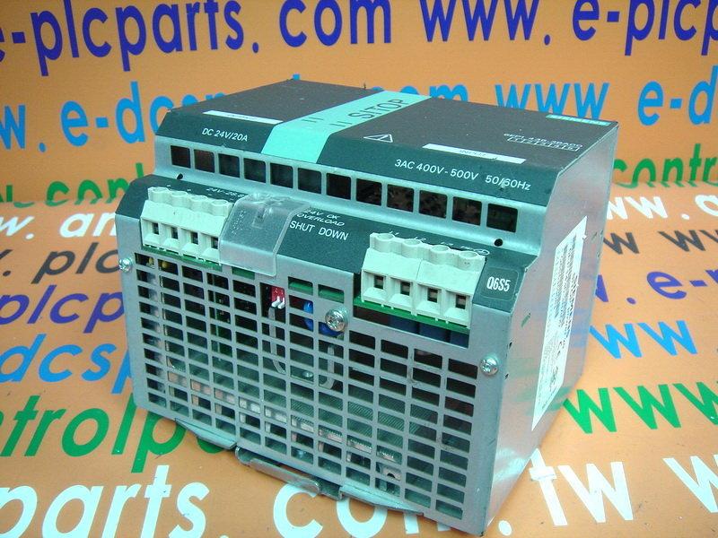Siemens Sitop Power 20 6EP1 436-3BA00