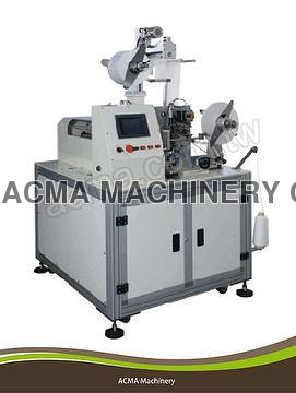 Automatic Tagging Machine with Adjustable Tag Size