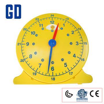 MOON-SUN CLOCK BIG SIZE : 30 CM