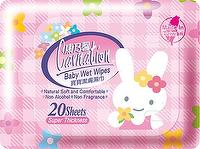 Carnation Wet Wipes (Traveling Pack) 20 Sheets (Rabbit)