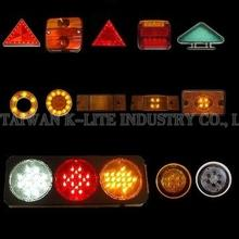 LED Truck Light, Tralier light, Bus light, tail light, turn light, Side marker