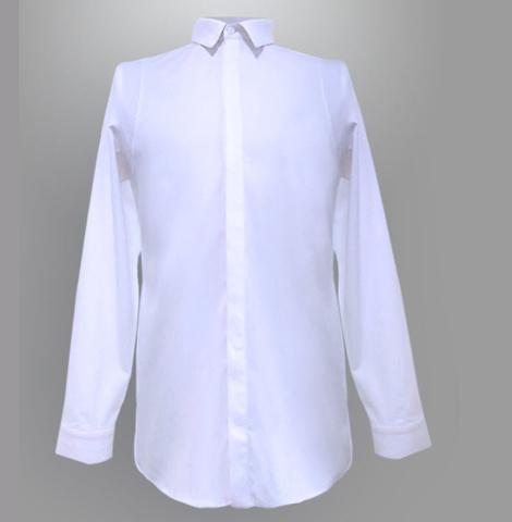 S.LEISURE eco-comfy stretch shirt