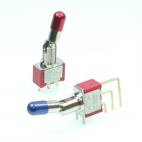 Locking Lever Toggle Switches