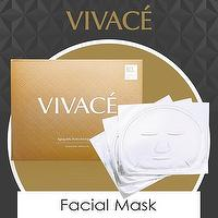 organic skin care hyaluronic acid crystal biotech face mask