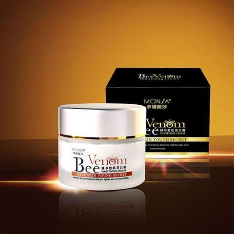 Bee Crafts peptides whitening cream