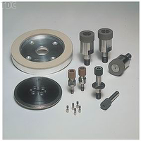 Vitrified Bond Wheels