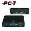 VGA to 2 Port HDMI Converter / Splitter