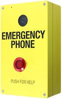 Emergency phone - call box