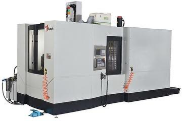 Taiwan CNC Horizontal Machining Center MBM Series | Taiwantrade