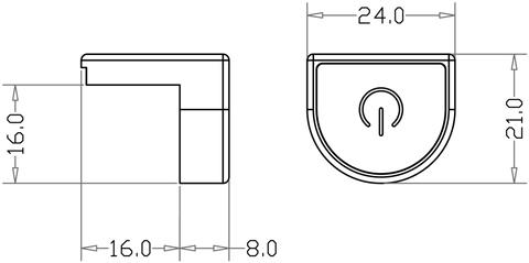 Touch Dimmer Switch Specification Picture