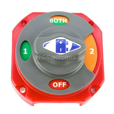 Selector Battery Switch 4 Positions