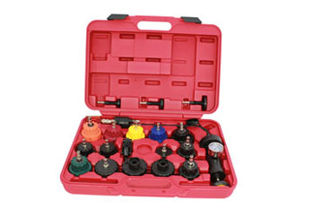 Radiator Pressure Tester kit (21pcs)