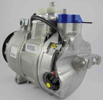 MERCEDES BENZ W203/W220/211/W215 A/C Compressor, 000-230-9111, Automobile parts, Parts for vehicle cooling system, Auto A/C Conditioner for car