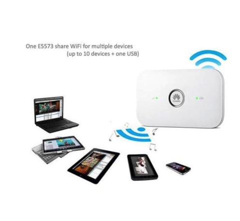 Taiwan Factory Unlocked HUAWEI E5573 4G Mobile WiFi Router