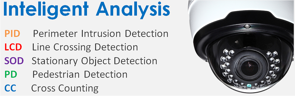 EZ-WATCHING IP Camera Intelligent Video Analysis