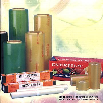 Taiwan PVC Food Grade Stretch Wrap Film   GENLIGHT INTERNATIONAL