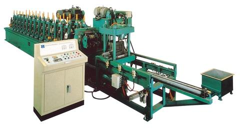 C U Z Channel Stud and Track Roll Forming Lines