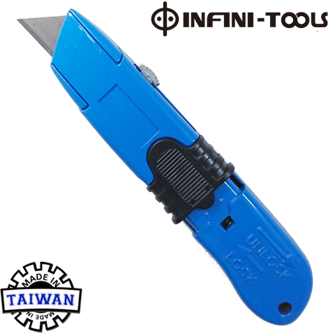 Professional Universal Knife, With Trapezoid Blades