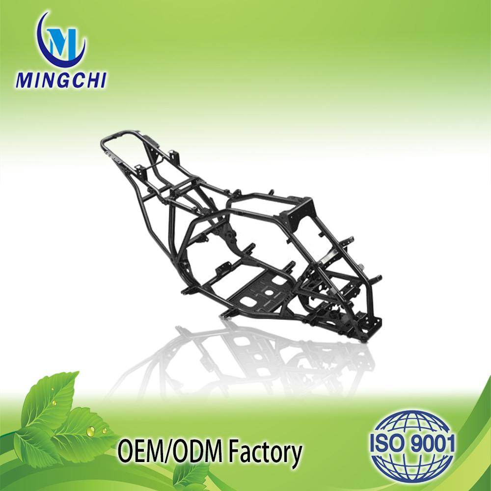 Taiwan ATV main iron frame / ATV Main body frame/ ATV structure ...