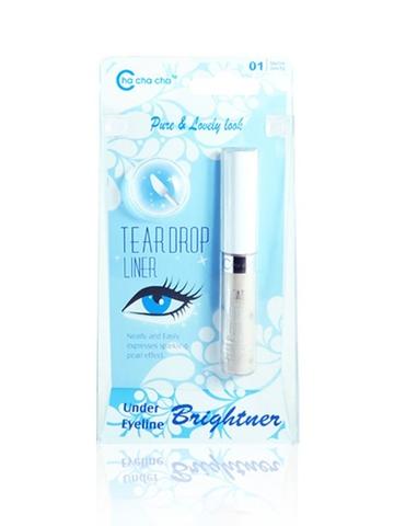 iLoVeggie Tear Drop Liner