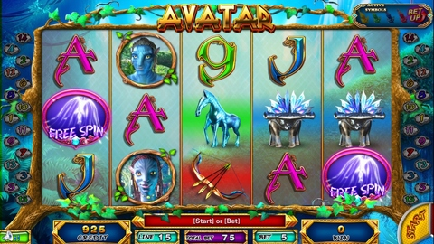Hot game -Avatar games mian game
