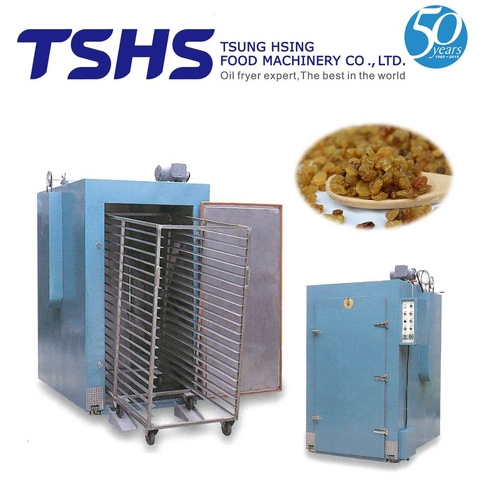High Working Industrial Box Type Mushroom Dehydrating Machinery