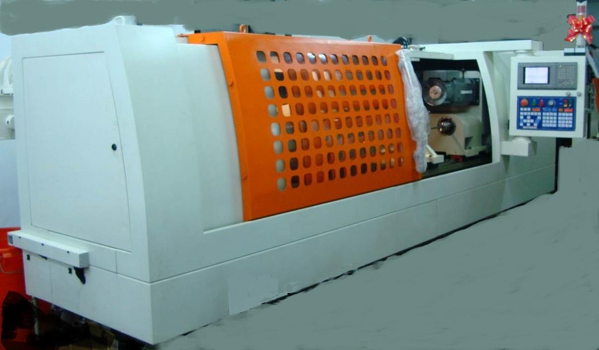 Taiwan Cnc Four Axes Center Hole Drill Machine Speed Rotative Regulator Borer Driller Controller Bore Nc