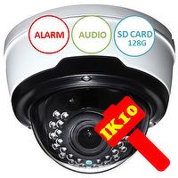 H.265 3MP Motorized PoE IP Camera