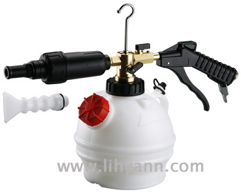 Portable Hand Spray Pressure Sprayer Garden Cleaning Water