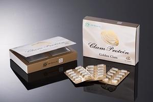 Golden Clam Protein