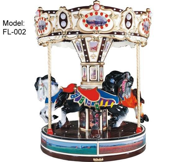 Carousel Amusement Rides Gaming Merry Go Round Casino