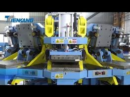 "More info: https://www.tienkang.com.tw/en/ Tein Kang, founded in 1982, focus on manufacturing shoes machines, developing new technology, and expanding the production application area and global service systems with the purpose of ""Leading technology, creating profit"". Tien Kang's team uses the most professional and passionate service to meet the demand from customers. Leading the customers to create the higher profit. Our professional stuffs keep the spirit of being creativity, not only sharing and cooperating the technical skills with the same competitor in Europe, but also developing the latest technique with various famous brand of manufacturer from world wide. Tien Kang does our best to satisfy the clients and make them happy and give back positive feed back. For detailed specification, you may visit our website at: https://www.tienkang.com.tw/en/ Sourcing more Taiwan Products: https://www.taiwantrade.com"