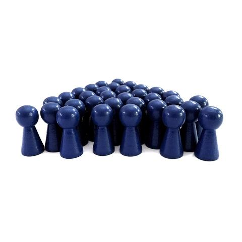 Ø19x40 mm Blue Wooden Mover