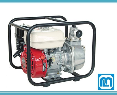 Power gasoline pressure high lift water pump