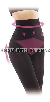 Taiwan footless, Deparee Microfiber High-Waist Slim ...