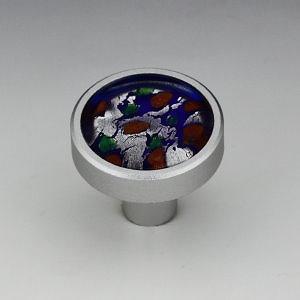 Taiwan Art Glass Cabinet Knob | DECATUR INDUSTRIES INC