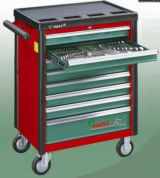 Hans tool-tool trolley,Wagon,Chest,Cabinet with tool tray sets.Workbench