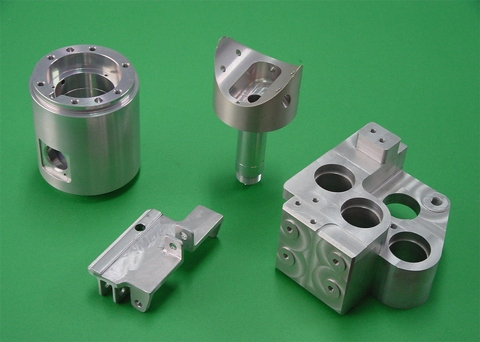Custom Made CNC Machining Aluminum Parts