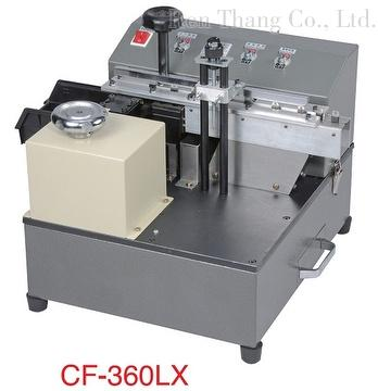 Loose Radial Lead Bending & Cutting Machine