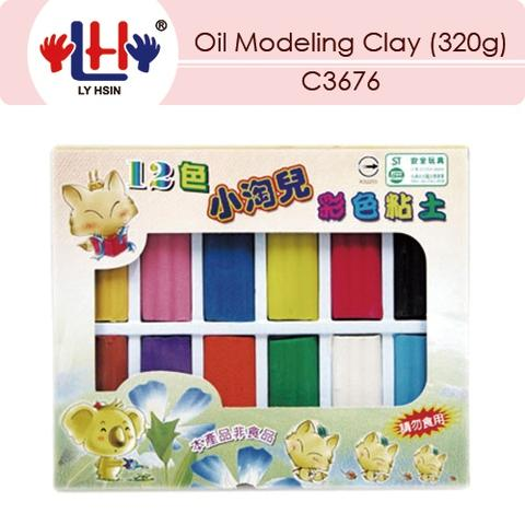 ✿Oil Modeling Clay (320g)