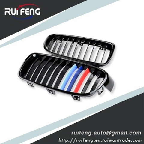 Front Grille Urban BMW 3 Series  F30 F31 11 Line  M-Color