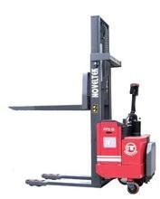 NOVELTEK Power Pallet Stacker 1.0 TONS