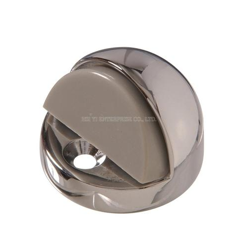 High Profile Floor Mount Glass Shower Rubber Door Stopper