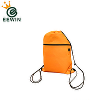Concise unisex drawstring bag with high quality accessories