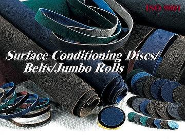 Surface Conditioning Materials