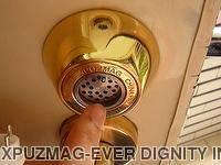 deadbolt lock,Smart lock,home diy ,XPUZMAG,KO Bump Key,