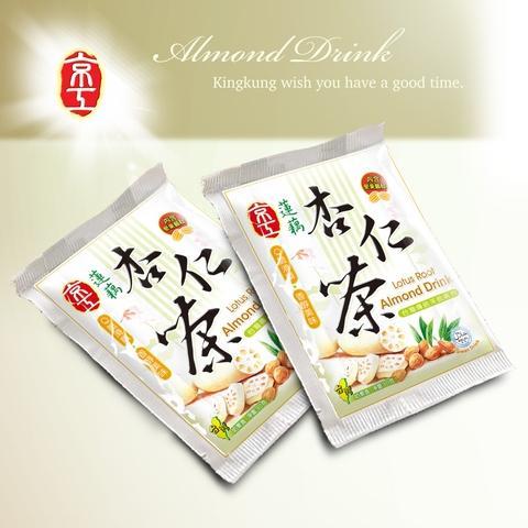 【京工】莲藕杏仁茶 (30克x3入)